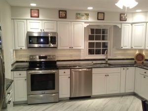 Kitchen cabinet installation in Eastchester NY